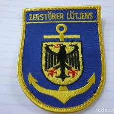 Militaria: ZERRSTORER LUTJENS-PARCHE DE TELA -N. Lote 153239662
