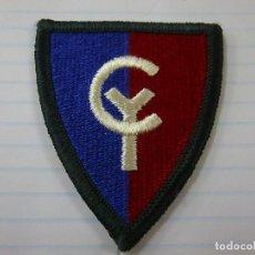 Militaria: CY PARCHE DE TELA -N. Lote 153239754
