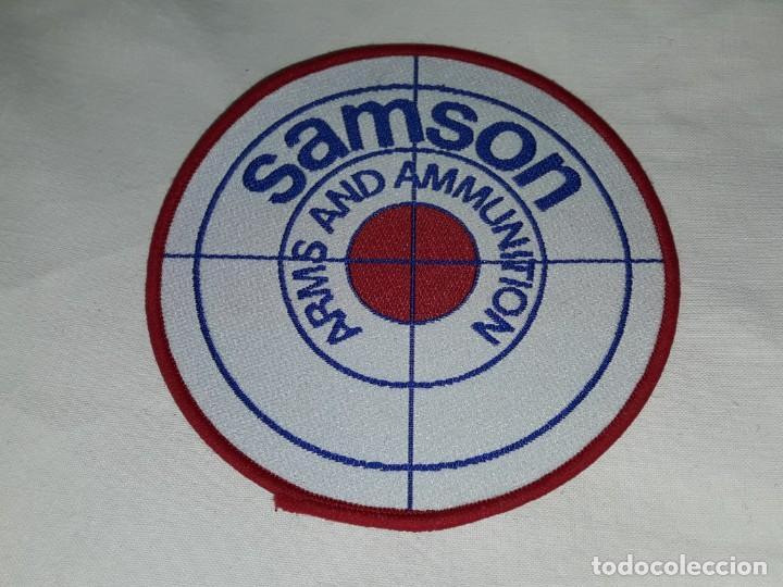 PARCHE SAMSON (Militar - Parches de tela )