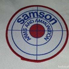 Militaria: PARCHE SAMSON. Lote 154055262
