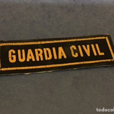 Militaria: ESCUDO GUARDIA CIVIL. Lote 128346822