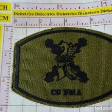 Militaria: PARCHE MILITAR. EJÉRCITO ESPAÑOL. CG FMA CUARTEL GENERAL VALENCIA. Lote 154563006
