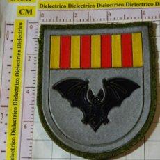 Militaria: PARCHE MILITAR. EJÉRCITO ESPAÑOL. GOE III GRUPO OPERACIONES ESPECIALES VALENCIA. Lote 155308430
