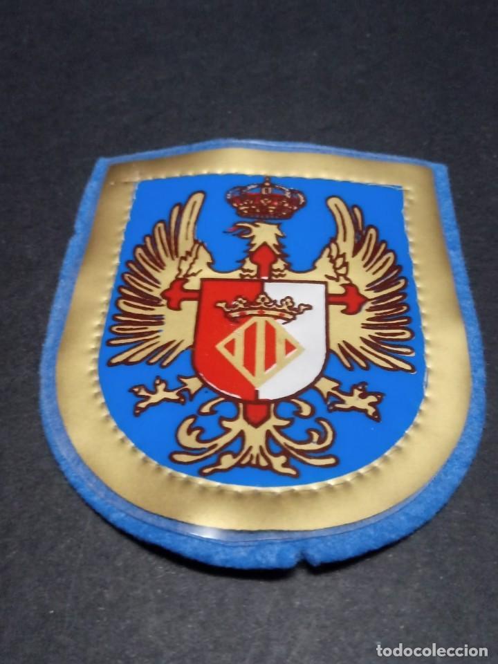 PARCHE DE LA TERCERA REGIÓN MILITAR CAPITANÍA GENERAL DE VALENCIA (Militar - Parches de tela )