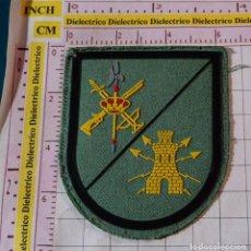 Militaria: PARCHE MILITAR. EJÉRCITO ESPAÑOL. LEGIÓN. INGENIEROS TRANSMISIONES. SARGA. Lote 155853982