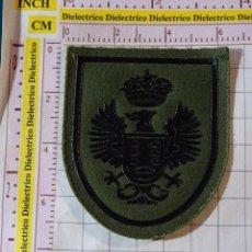 Militaria: PARCHE MILITAR. EJÉRCITO ESPAÑOL. REGIÓN GOBIERNO MILITAR ZONA CANARIAS. Lote 155854618