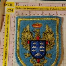 Militaria: PARCHE MILITAR. EJÉRCITO ESPAÑOL. REGIÓN GOBIERNO MILITAR ZONA CANARIAS. Lote 155854642