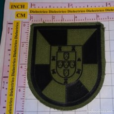 Militaria: PARCHE MILITAR. EJÉRCITO ESPAÑOL. COMANDANCIA MILITAR DE CEUTA. Lote 155854674