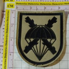 Militaria: PARCHE MILITAR. EJÉRCITO ESPAÑOL. BANDERA PARACAIDISTA BRIPAC . Lote 155861950