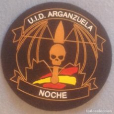 Militaria: POLICÍA LOCAL ARGANZUELA, GRUPO INTERVENCIÓN NOCHES. Lote 157934170