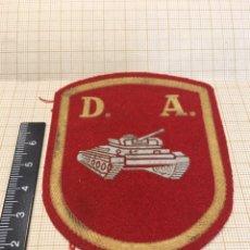 Militaria: PARCHE DIVISIÓN ACORAZADA N3. Lote 159225018