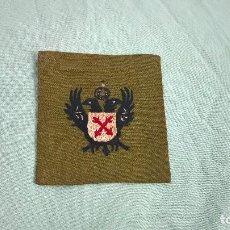 Militaria: PARCHE REQUETE GUERRA CIVIL ,CARLISTA , ORIGINAL , TELA .. Lote 159500406