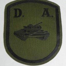 Militaria: PARCHE DE BRAZO FAENA DIVISIÓN ACORAZADA BRUNETE. MIDE 8,5 X 7 . Lote 159606950