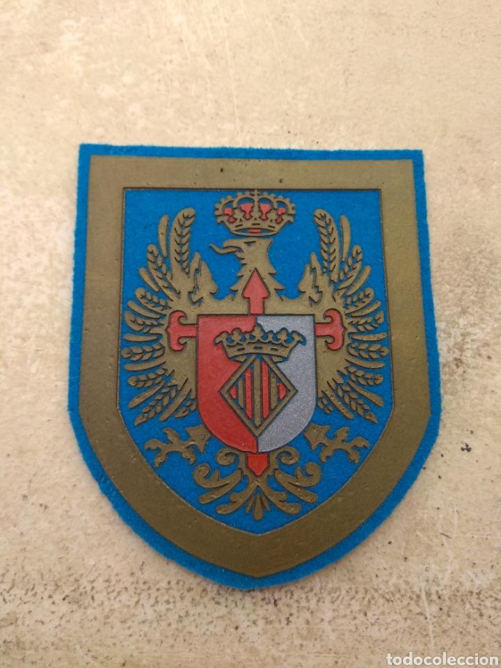 Militaria: Parche Tercera Región Militar Capitanía General de Valencia - Foto 5 - 160644638