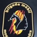 Militaria: PARCHE MOSSOS D' ESCUADRA BRIGADA MOBIL. Lote 161321750