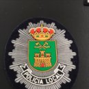 Militaria: PARCHE DE PECHO POLICÍA LOCAL DE VILLAVICIOSA DE ODON. Lote 161373056