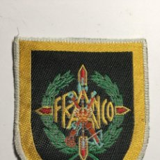 Militaria: ESCUDO BRAZO LEGION MELILLA FRANCO. Lote 162620290