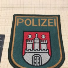 Militaria: PARCHE POLICÍA ALEMANIA. Lote 165277028