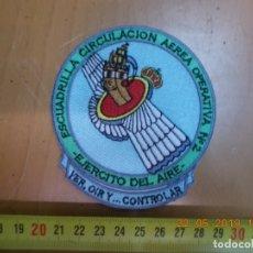 Militaria: AVIACION ESCUADRILLA CRICULACION AEREA OPERATIVA Nº2. Lote 165402998