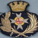 Militaria: PARCHE DE TELA BORDADO ORDEN DE INGENIEROS ÉPOCA REPÚBLICA. Lote 165635242