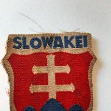 Militaria: WW2. ESLOVAQUIA. ALEMANIA. VOLUNTARIOS ESLOVACOS EN LA WEHRMACHT.. Lote 166165534