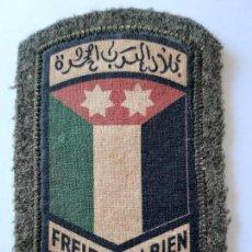 Militaria: WW2. III REICH. FREIES ARABIEN. VOLUNTARIOS ÁRABES EN LA WEHRMACHT. Lote 166167650
