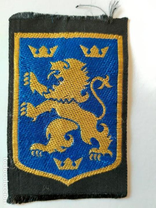WW2. ALEMANIA. UCRANIA. PARCHE DIVISION GALIZTIA DE LAS SS (Militar - Parches de tela )