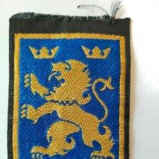 Militaria: WW2. ALEMANIA. UCRANIA. PARCHE DIVISION GALIZTIA DE LAS SS. Lote 166170766