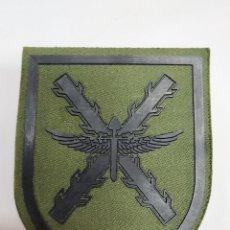 Militaria: PARCHE EMBLEMA GENERICO FAMET VERDE. Lote 166678342