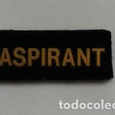 Militaria: PARCHE PECHO ACADEMIA POLICÍA, MOSSOS D'ESQUADRA (588). Lote 211652934