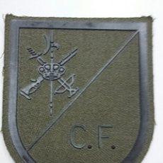 Militaria: PARCHE EMBLEMA CENTRO FINANCIERO LEGIÓN VERDE PARACA. Lote 263103405