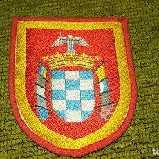 Militaria: ESCARAPELA LEGION ANTIGUA BORDADA. Lote 171104045