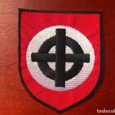 Militaria: PARCHE CRUZ CELTICA, FASCISTA. Lote 171273882