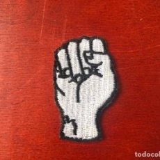 Militaria: PARCHE PUÑO BLANCO, WHITE POWER KKK NAZI. Lote 171274314