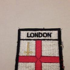 Militaria: PARCHE LONDON. Lote 171605574