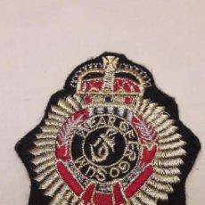 Militaria: PARCHE WEAR GF. ER. GOSUM. Lote 171606727