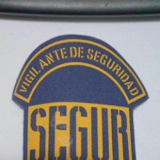 Militaria: PARCHE EMPRESA DE SEGURIDAD PRIVADA SEGUR IBERICA. Lote 172203789