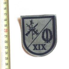 Militaria: LEGIÓN ESCARAPELA PARA UNIFORME MIMETIZADO XIX BANDERA BOEL. Lote 210103348