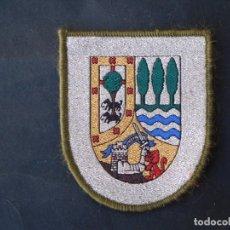 Militaria: PARCHE GUARDIA CIVIL GUIPUZCOA DE HOMBRO ORIGINAL.-SIN VELCRO PARA COSER.-ANTIGUO.-. Lote 173810590