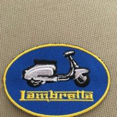 Militaria: PARCHE MOTO LAMBRETTA. Lote 175031992