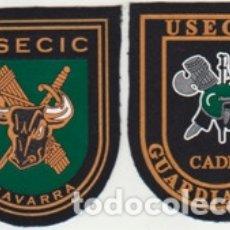 Militaria: GUARDIA CIVIL USECIC NAVARRA Y CÁDIZ. Lote 182734541