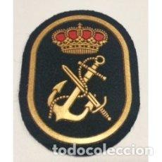 Militaria: PARCHE DE BOINA COMPAÑIA DEL MAR. Lote 177035468