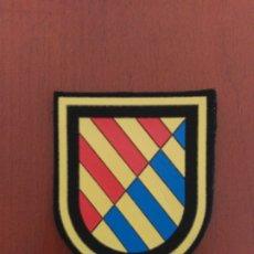 Militaria: PARCHE UNIDAD DE EMERGENCIAS. Lote 177785415