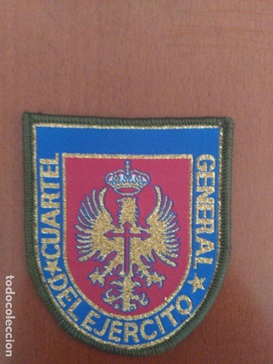PARCHE CUARTEL GENERAL DEL EJERCITO (Militar - Parches de tela )