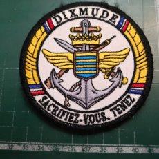 Militaria: ARMADA FRANCESA. PARCHE DIXMUDE. Lote 179197676