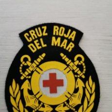 Militaria: PARCHE DE TELA CRUZ ROJA DEL MAR. Lote 181348258