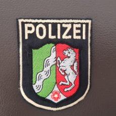 Militaria: PARCHE POLIZEI POLICIA ALEMANIA. Lote 182016877