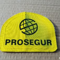 Militaria: PARCHE EMBLEMA ESCUDO SEGURIDAD PROSEGUR. Lote 182905613