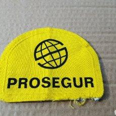 Militaria: PARCHE EMBLEMA ESCUDO DE BRAZO SEGURIDAD PROSEGUR. Lote 224836720