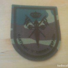 Militaria: PARCHE CABALLERIA SANTIAGO Y CIERRA ESPAÑA. Lote 183839736